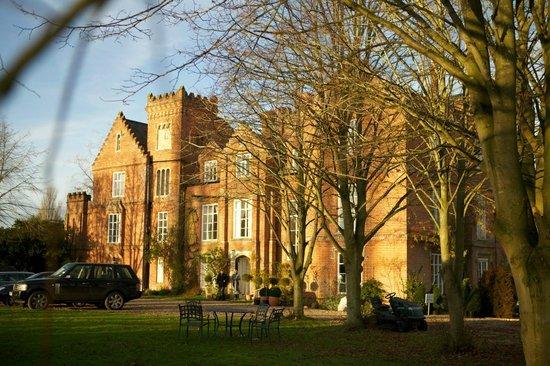Gissing Hall Hotel: photo courtesy david corfield