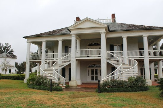 Evergreen Plantation: The Big House