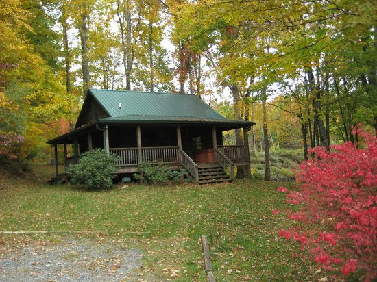 Parkway Cabins: Claty Bell Cabin