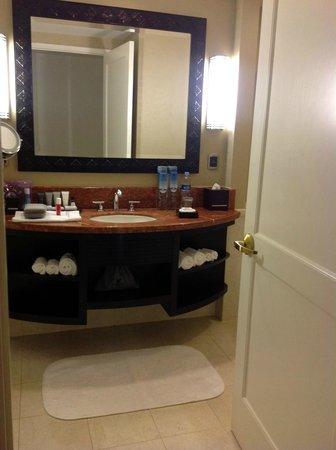 JW Marriott Hotel Lima: Banheiro