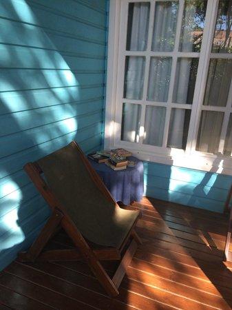 Secret Garden Iguazu B&B: chillax/unwind zone