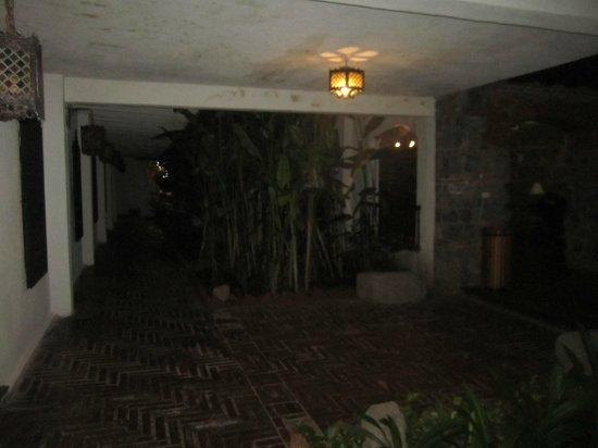 Hotel Granada : Common Area