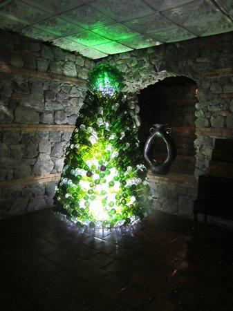 Hotel Granada : Christmas Tree