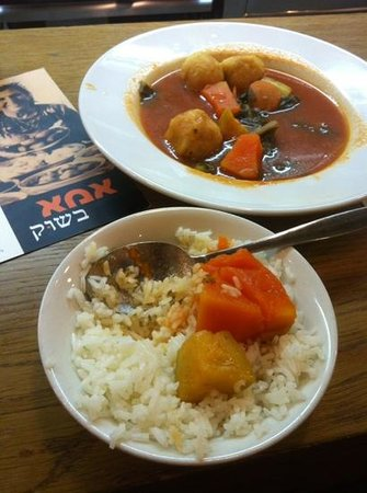 Ima: the choice of the red soup koba