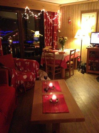 Residence les Balcons d'Anaite: Noël