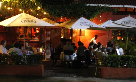 El Rincon de Alex: Wonderful Patio