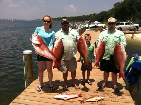 All Jack'd Up Charters: A Great Day On All Jack'd Up!