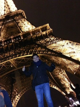 TIMHOTEL NATION : Torre Eiffel