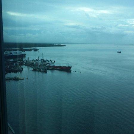 Hyatt Regency Trinidad : View of the port
