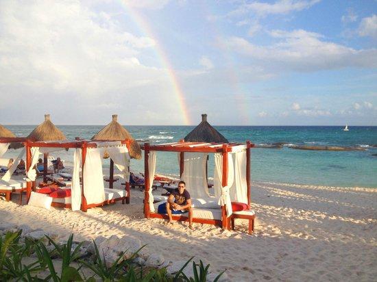 Grand Bahia Principe Tulum: Spiaggia