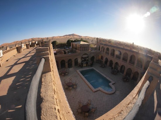 Nasser Palace Hotel & Bivouacs: Palace