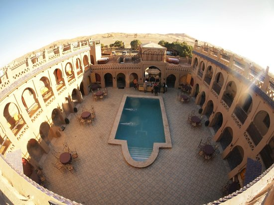 Nasser Palace Hotel & Bivouacs: Paesaggio