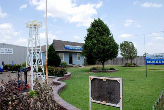 Great Bend, KS: Kansas Oil and Gas Museum