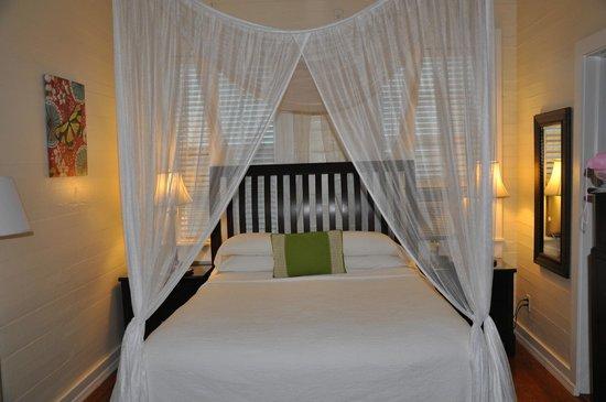Avalon Bed and Breakfast: Quarto muito aconchegante