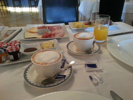 Cap Vermell Beach Hotel: fabuloso desayuno