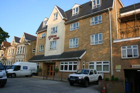 Viking Hotel : Das Hotel ist viel größer als man meint