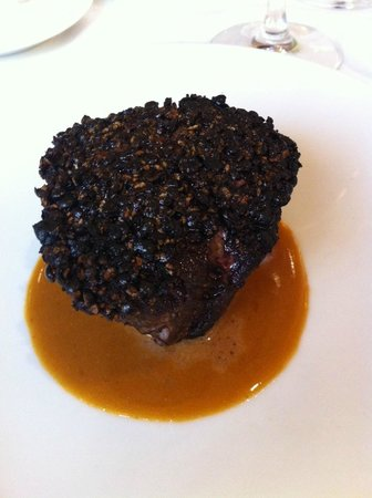 Drouant : beefsteak filet