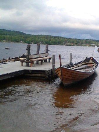 Orbaden Konferens & Spa : Badplatsen vid orbaden.