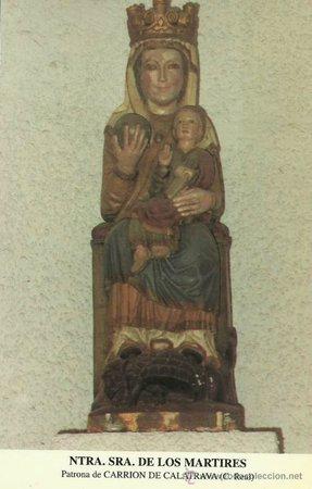 Iglesia Parroquial de Santiago Apóstol: Virgen de los Mártires