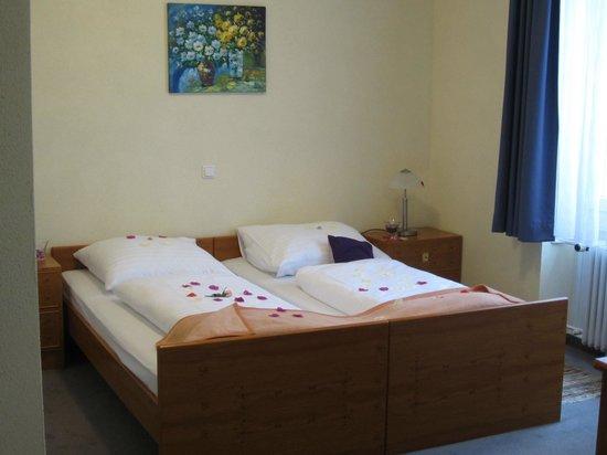 Hotel Wartburg Winterberg: Schlafbereich