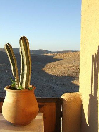 Desert Roof Top: sunset