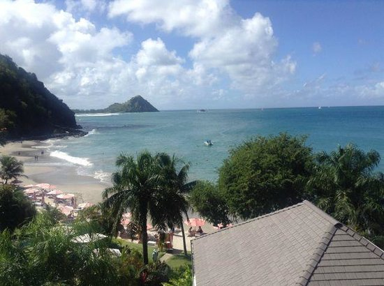 BodyHoliday Saint Lucia : view from balcony