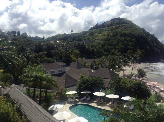 BodyHoliday Saint Lucia: the resort