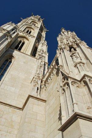 Elementi architettonici foto di chiesa di mattia budapest tripadvisor - Elementi architettonici di una chiesa ...