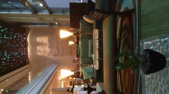 Hilton Windhoek: Hotel Foyer