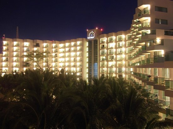 Grand Park Royal Cozumel: Hotel
