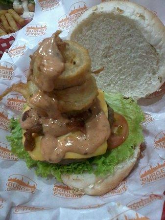 Burger Company : .