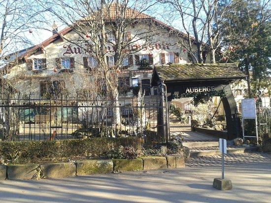 Hôtel du Bollenberg : cadre environnant