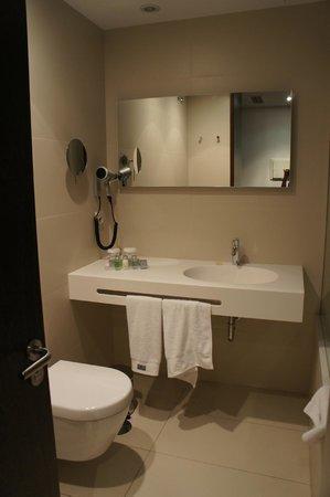 Carris Porto Ribeira: Banheiro