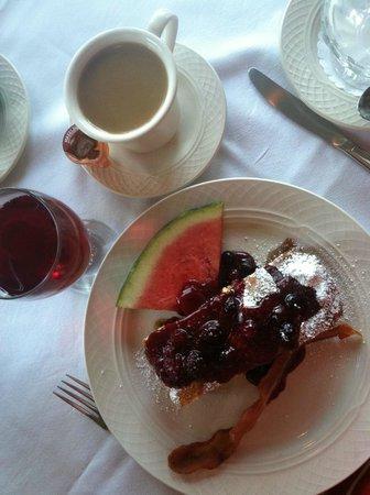 Goldmoor Inn: Delicious Breakfast!