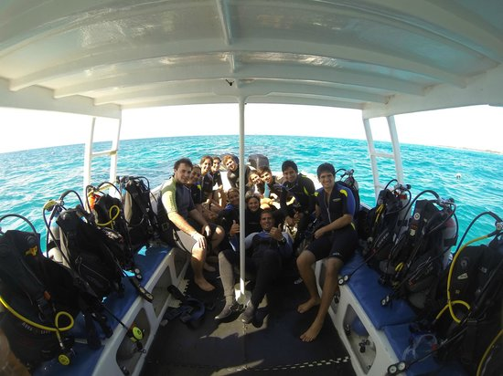 Our boat and team foto di havana dive cancun tripadvisor - Immagini di dive ...