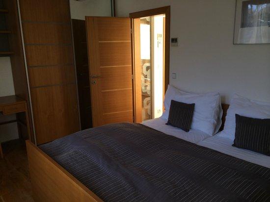 Rezidence Vysehrad: Schlafzimmer
