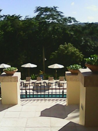 San Ignacio Resort Hotel: amazing view of the countryside