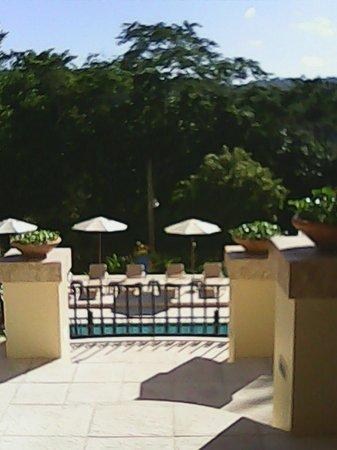 San Ignacio Resort Hotel : amazing view of the countryside