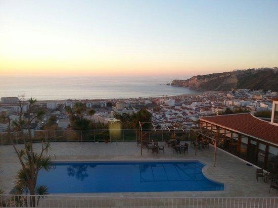 Miramar Hotel & SPA: Vista do quarto.