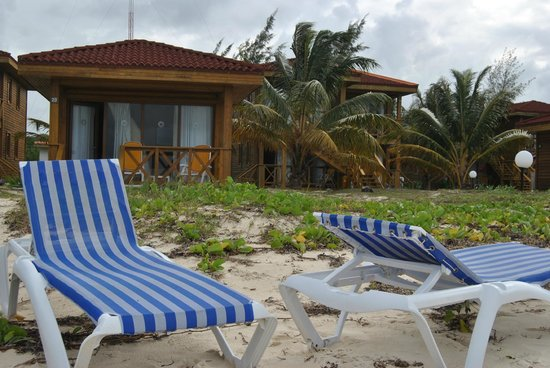 Hotel Cayo Levisa: Bungalow 23