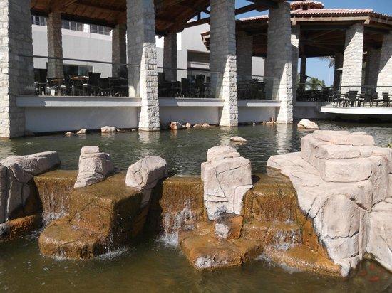 Olympic Lagoon Resort: buffet