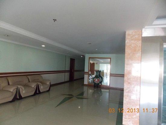 Smiling Hotel: 2-й этаж