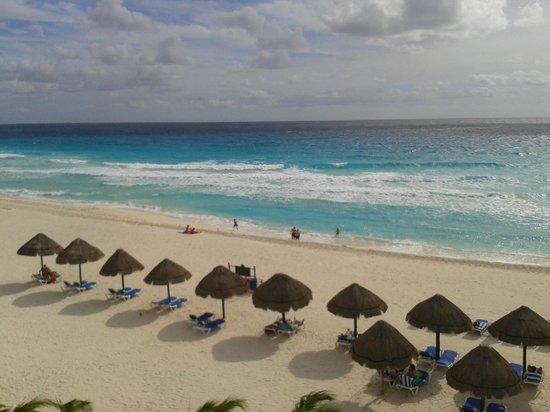 Flamingo Cancun Resort: Vista do quarto
