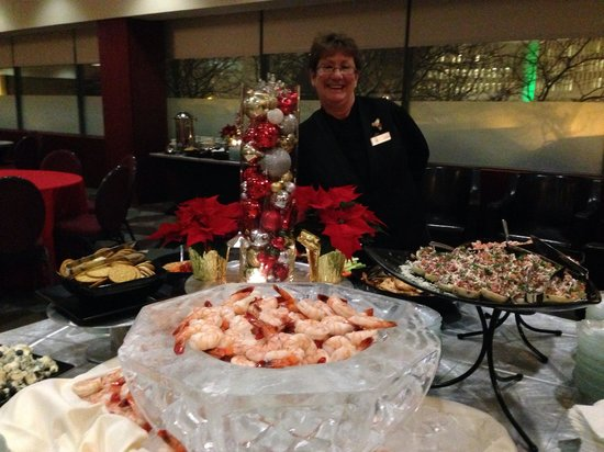 Crowne Plaza Columbus Downtown: Holiday Gala