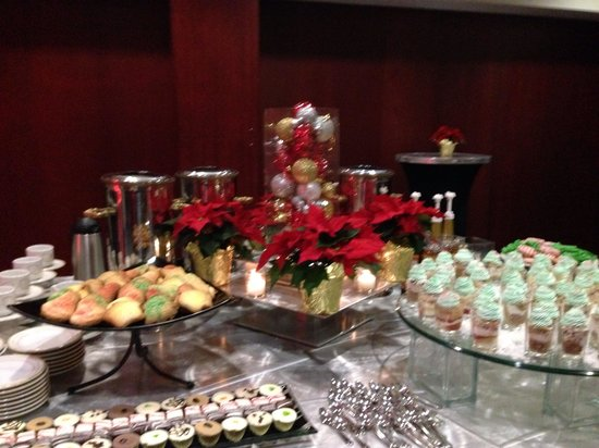 Crowne Plaza Columbus Downtown : Fabulous presentation