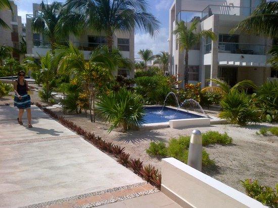 Beloved Playa Mujeres: Casita with pool