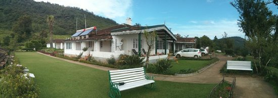 Red Hill Nature Resort: The estate house