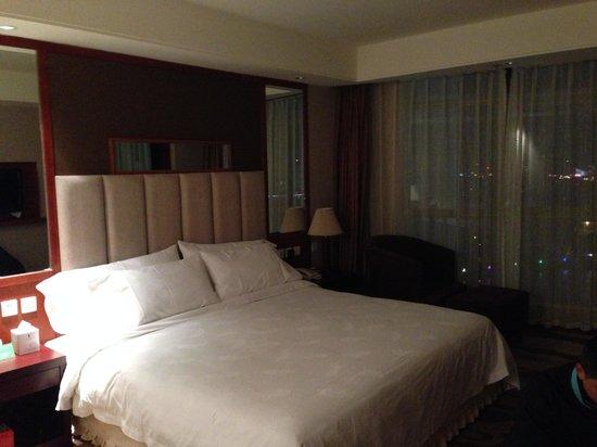 Grand Bay View International Hotel Dali: Bedroom