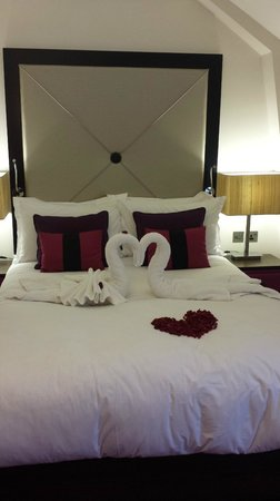 Hotel Indigo London Kensington: A special welcome for our anniversary