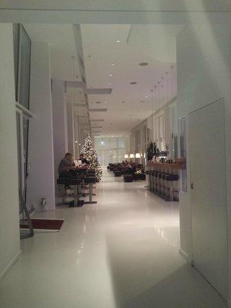 Ellington Hotel Berlin: Lounge